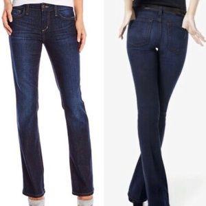 Joe's Jeans Provocateur cut dark wash